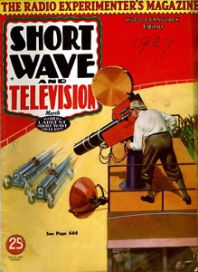 Short Wave and Television 1937-03