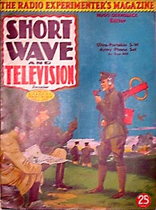 Short Wave and Television 1937-12
