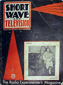 Short Wave and Television 1938-01