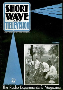 Short Wave and Television 1938-02