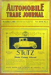 Automobile Trade Journal