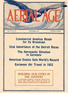 Aerial Age 1922-09