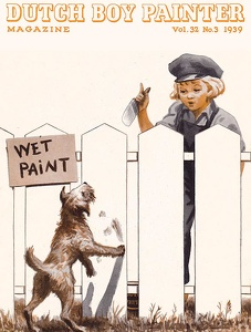 Dutch Boy Painter 1939-05+06