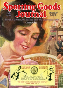 Sporting Goods Journal 1924-07