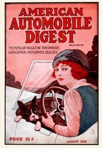 American Automobile Digest 1919-08