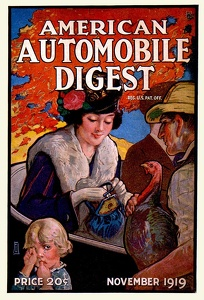 American Automobile Digest 1919-11
