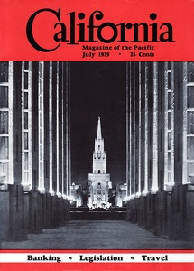 California Magazine 1939-07