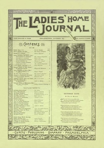 Ladies' Home Journal 1892-10