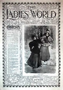 Ladies' World 1896-01