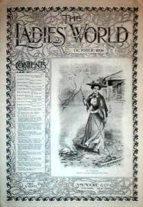 Ladies' World 1896-10