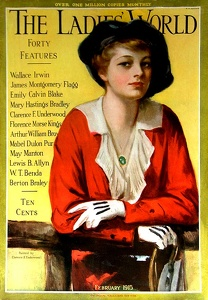 Ladies' World 1915-02