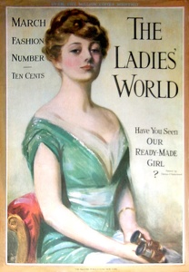 Ladies' World 1915-03