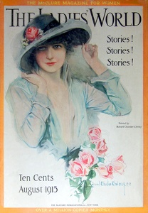 Ladies' World 1915-08