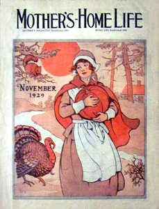 Mother's - Home Life 1929-11