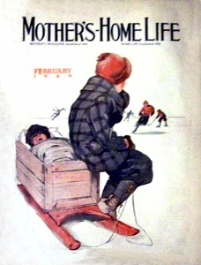Mother's - Home Life 1930-02