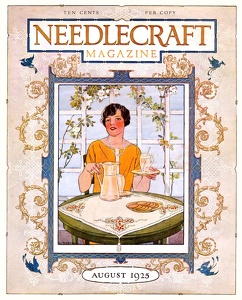 Needlecraft 1925-08
