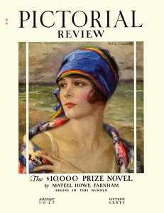 Pictorial Review 1927-08