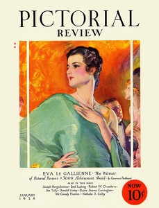 Pictorial Review 1928-01
