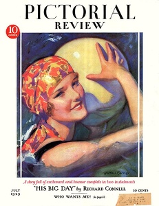 Pictorial Review 1929-07