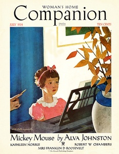 Woman's Home Companion 1934-07
