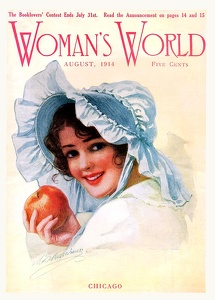 Woman's World 1914-08