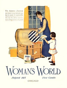 Woman's World 1915-08