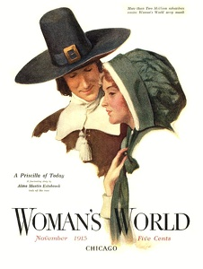 Woman's World 1915-11