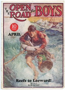 Open Road for Boys 1930-04