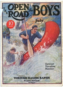 Open Road for Boys 1930-07