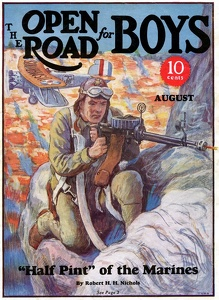 Open Road for Boys 1930-08