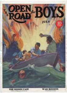 Open Road for Boys 1932-07