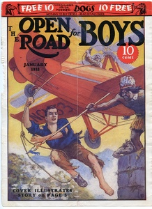Open Road for Boys 1933-01