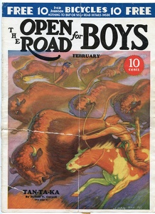 Open Road for Boys 1933-02