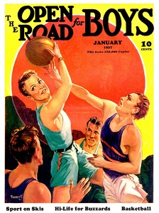 Open Road for Boys 1937-01