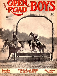 Open Road for Boys 1937-06