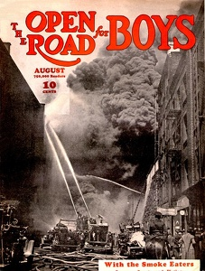 Open Road for Boys 1937-08