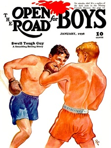 Open Road for Boys 1938-01