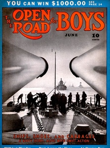 Open Road for Boys 1938-06