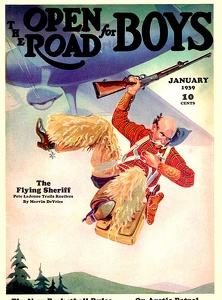 Open Road for Boys 1939-01