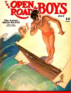 Open Road for Boys 1939-07