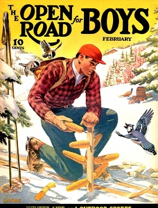 Open Road for Boys 1940-02