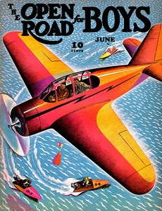 Open Road for Boys 1940-06