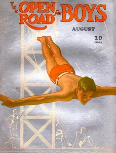 Open Road for Boys 1940-08
