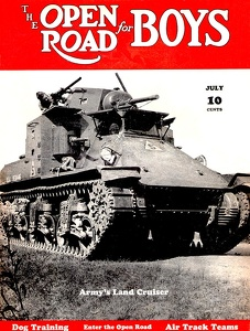 Open Road for Boys 1941-07