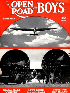 Open Road for Boys 1941-09