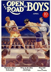 Open Road for Boys 1936-04