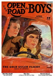 Open Road for Boys 1937-04