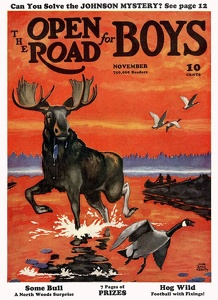 Open Road for Boys 1937-11
