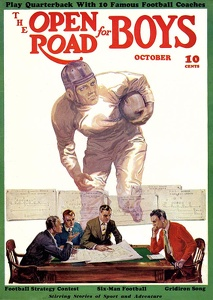 Open Road for Boys 1938-10