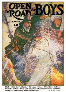 Open Road for Boys 1939-03